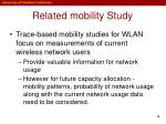related mobility study1