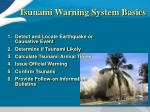 tsunami warning system basics1