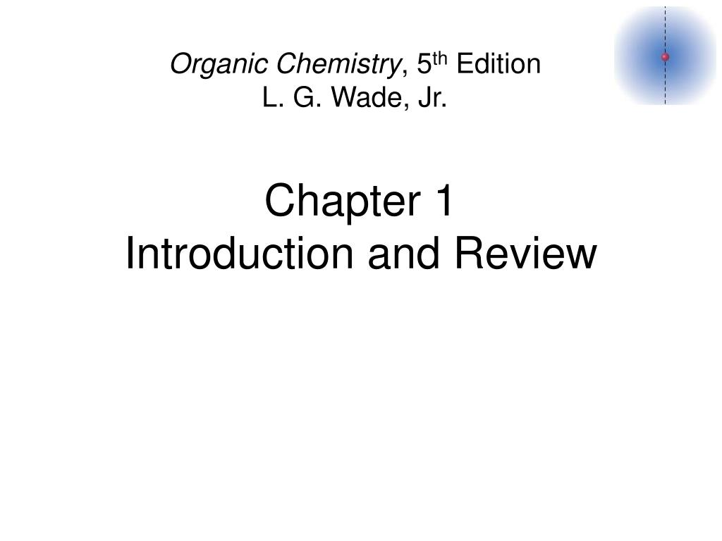 chapter 1 introduction and review l.