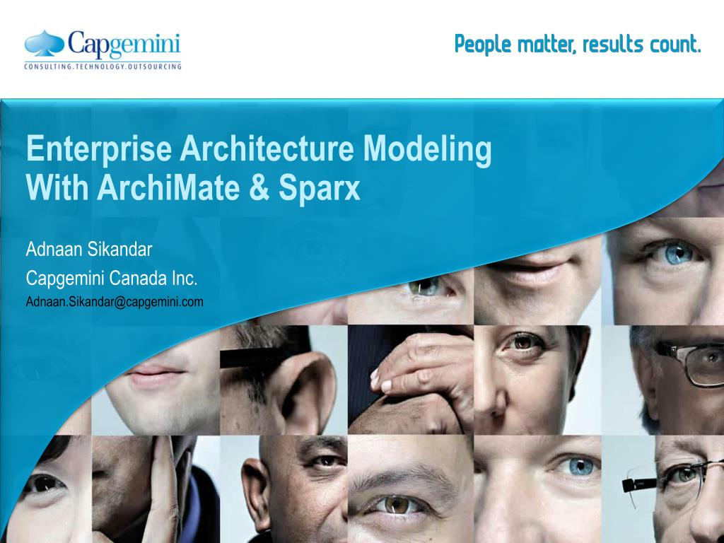enterprise architecture modeling with archimate sparx l.