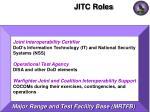 jitc roles