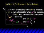 indirect preference revelation6