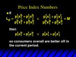 price index numbers4