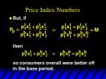 price index numbers5