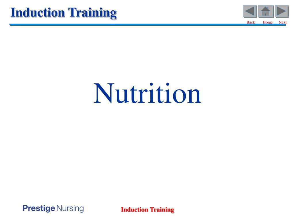nutrition l.