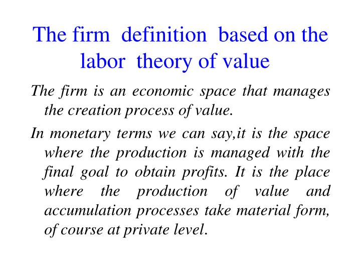 labor process theory