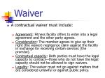 waiver8