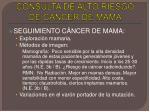 consulta de alto riesgo de cancer de mama19