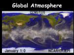 global atmosphere