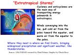 extratropical storms