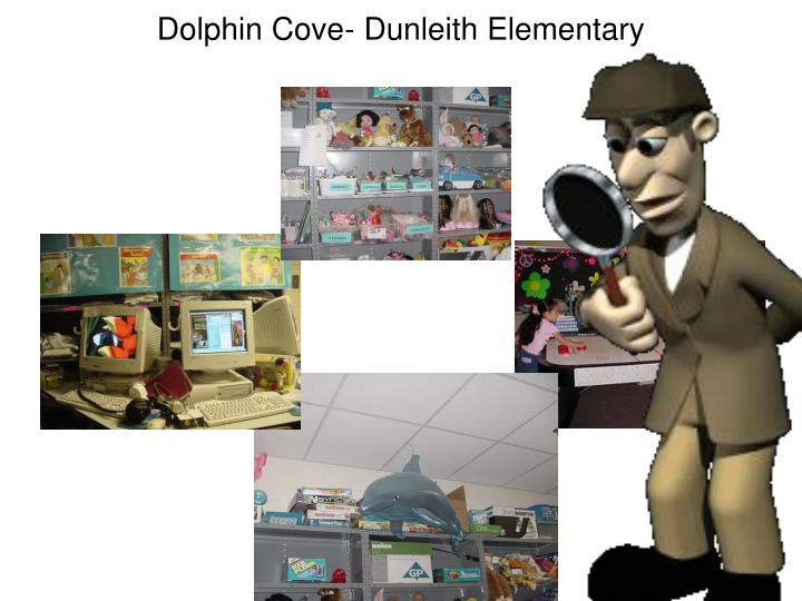 Dolphin Cove- Dunleith Elementary