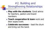2 building and strengthening relationships26