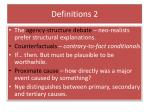 definitions 2