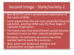 second image state society 2
