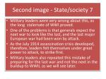 second image state society 7