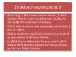 structural explanations 3