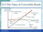 24 5 the value of convertible bonds1