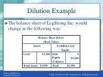 dilution example2