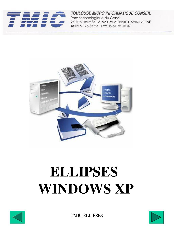 ellipses windows xp l.