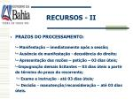 recursos ii