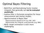 optimal bayes filtering6