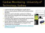 cardiac monitoring university of technology sydney