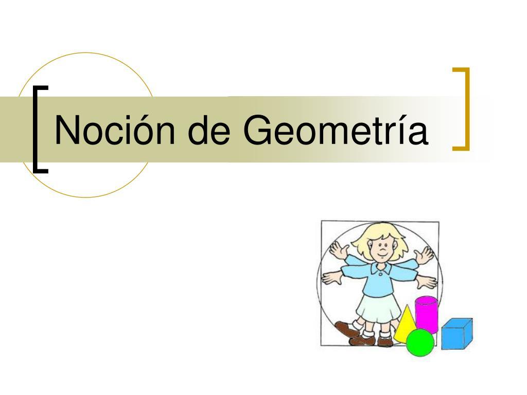 noci n de geometr a l.