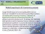 flc modelli organizzativi 2