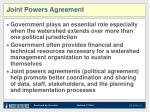 joint powers agreement