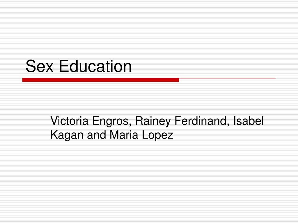 sex education l.