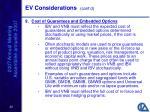 ev considerations cont d20