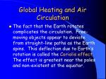 global heating and air circulation12