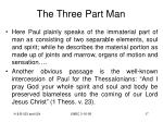 the three part man17