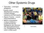 other systemic drugs