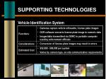 supporting technologies9