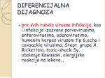 diferencijalna dijagnoza