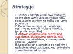 strategije