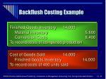 backflush costing example51