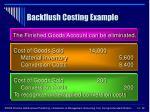 backflush costing example52
