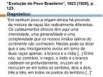 evolu o do povo brasileiro 1923 1920 p 123