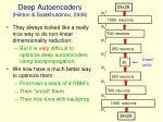 deep autoencoders hinton salakhutdinov 2006
