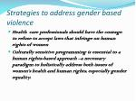 strategies to address gender based violence2