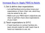 increase buy in apply pbis to adults