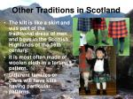 other traditions in scotland23