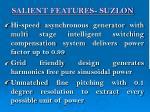 salient features suzlon1