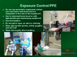 exposure control ppe1