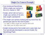 single use camera example