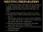 meeting preparation1