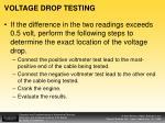 voltage drop testing7