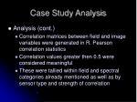 case study analysis23